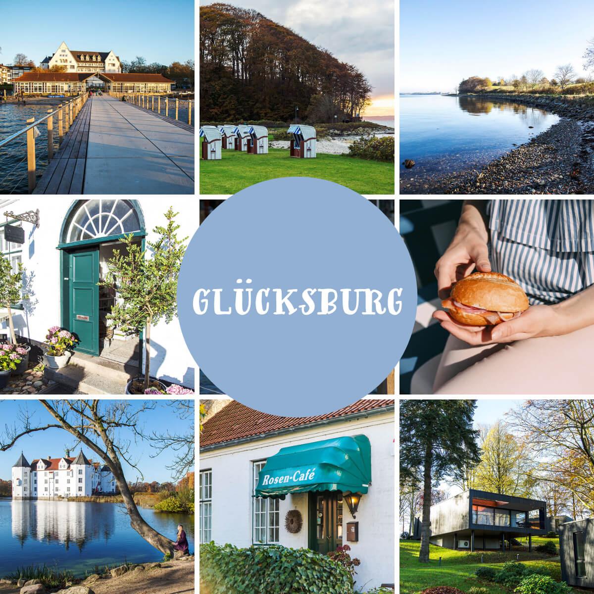 8 Urlaubsorte an der Ostseeküste: Glücksburg Tipps Ausflug
