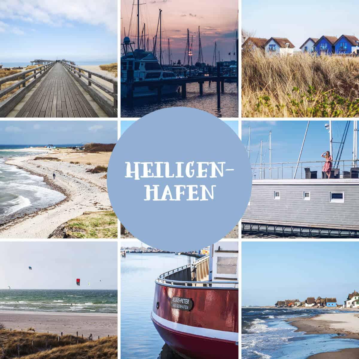 8 Urlaubsorte an der Ostseeküste: Heiligenhafen Tipps Ausflug Fotos