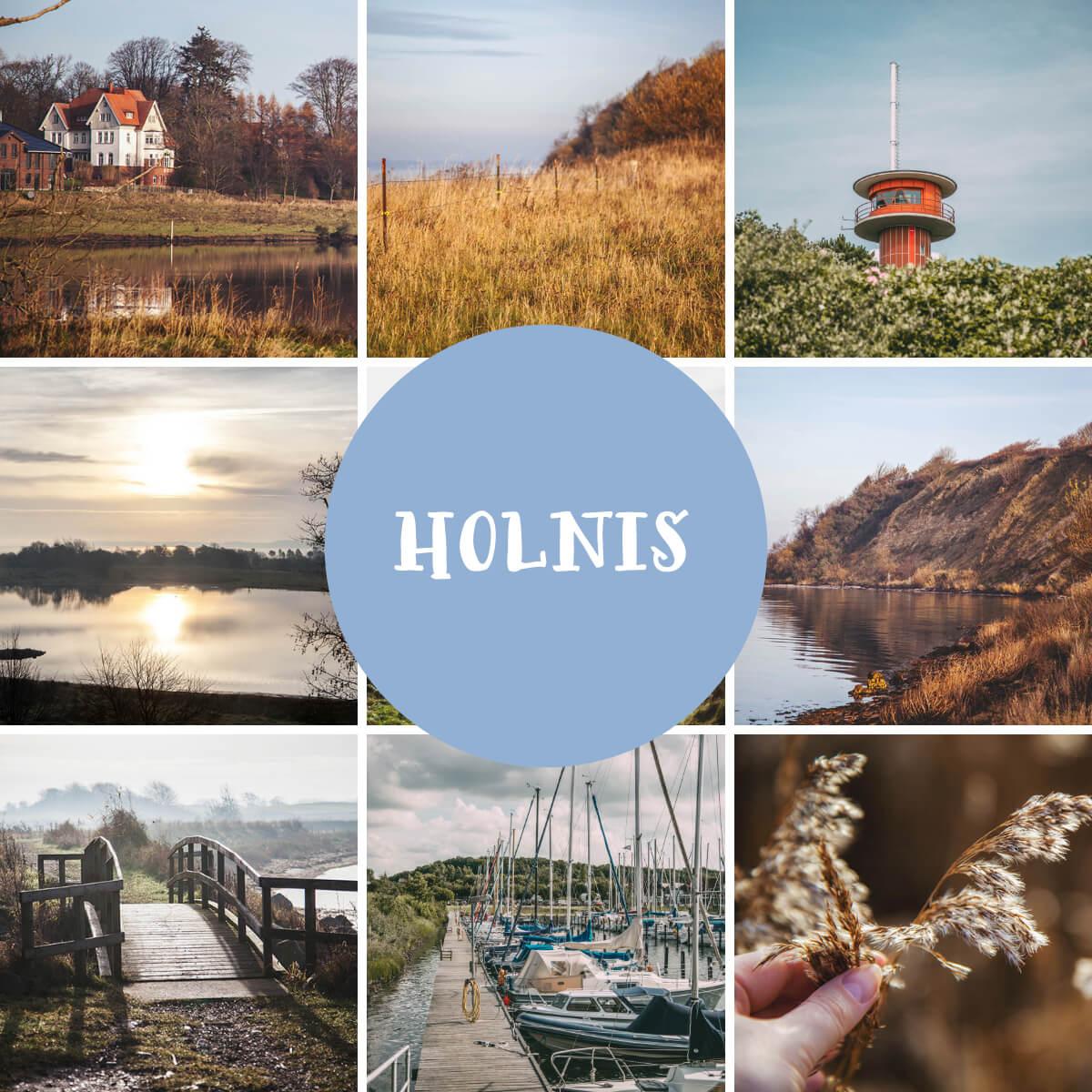 8 Urlaubsorte an der Ostseeküste: Holnis Tipps Ausflug