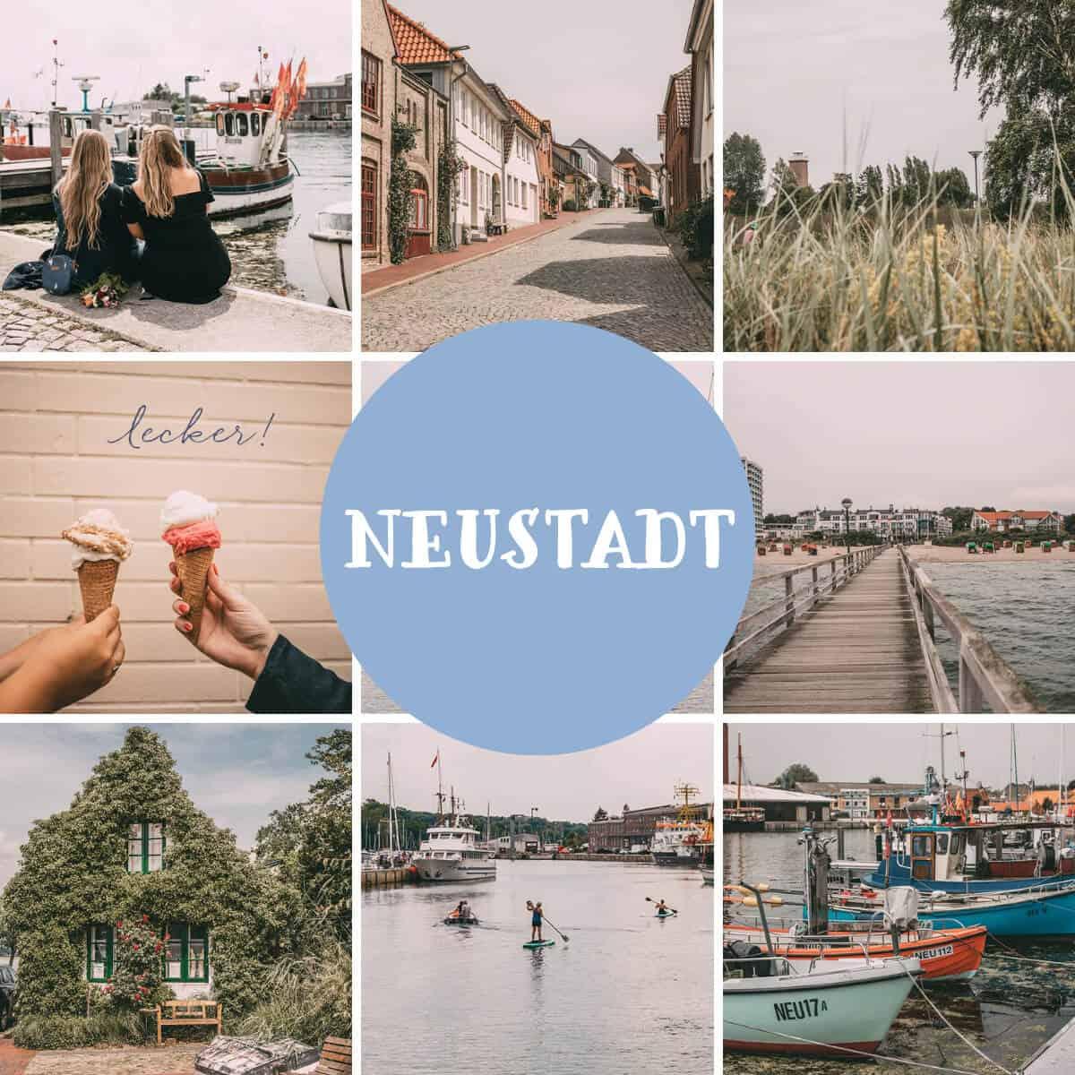 8 Urlaubsorte an der Ostseeküste: Neustadt in Holstein