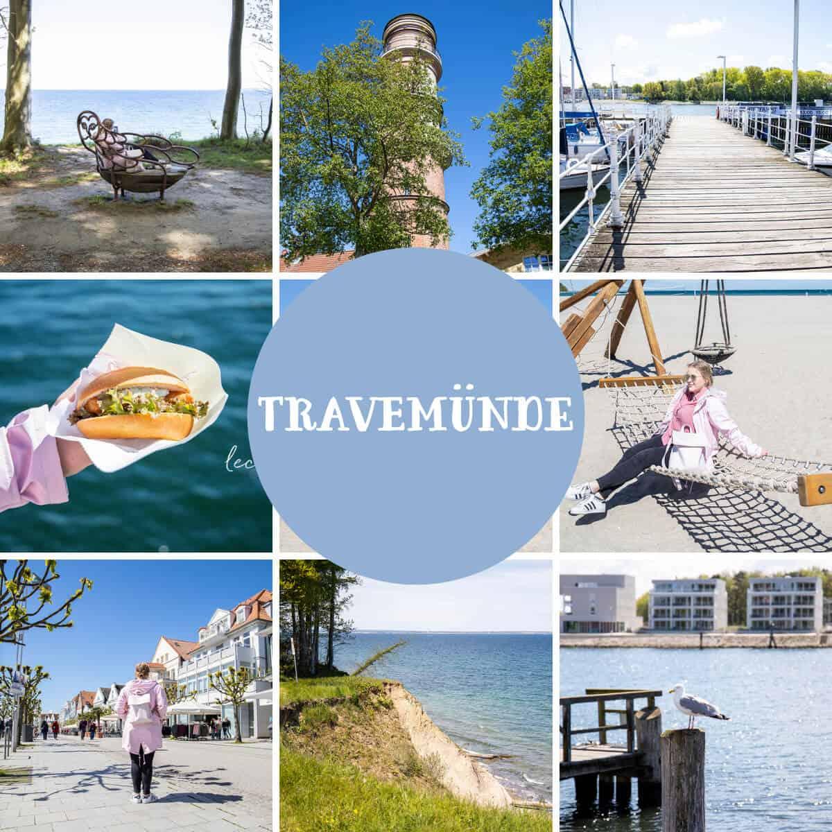 8 Urlaubsorte an der Ostseeküste: Travemünde