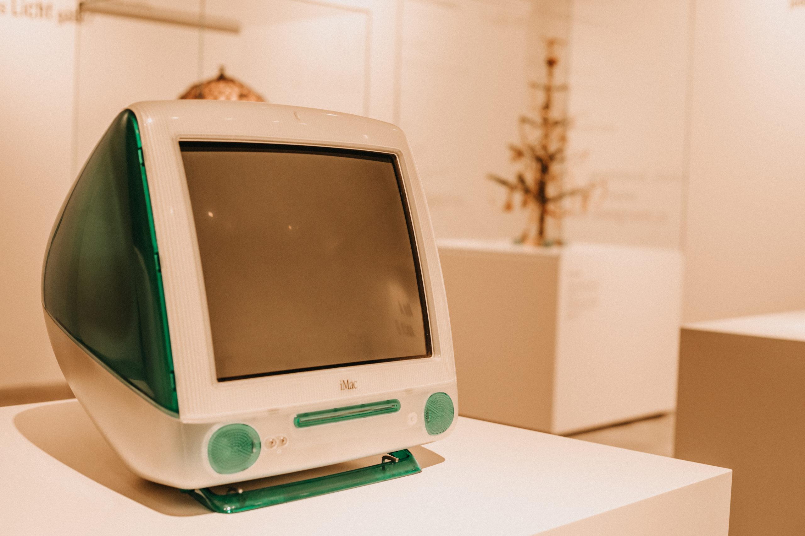 Jahr100Haus Molfsee: Alter PC