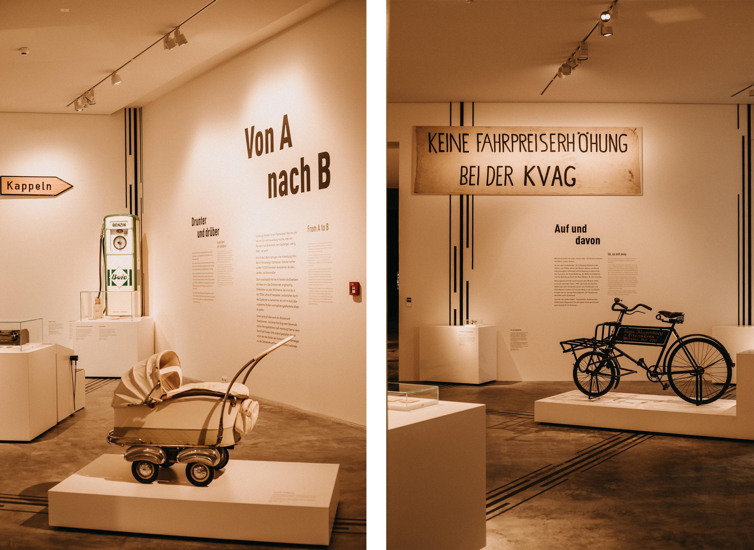 Jahr100Haus Molfsee: Thema Mobilität