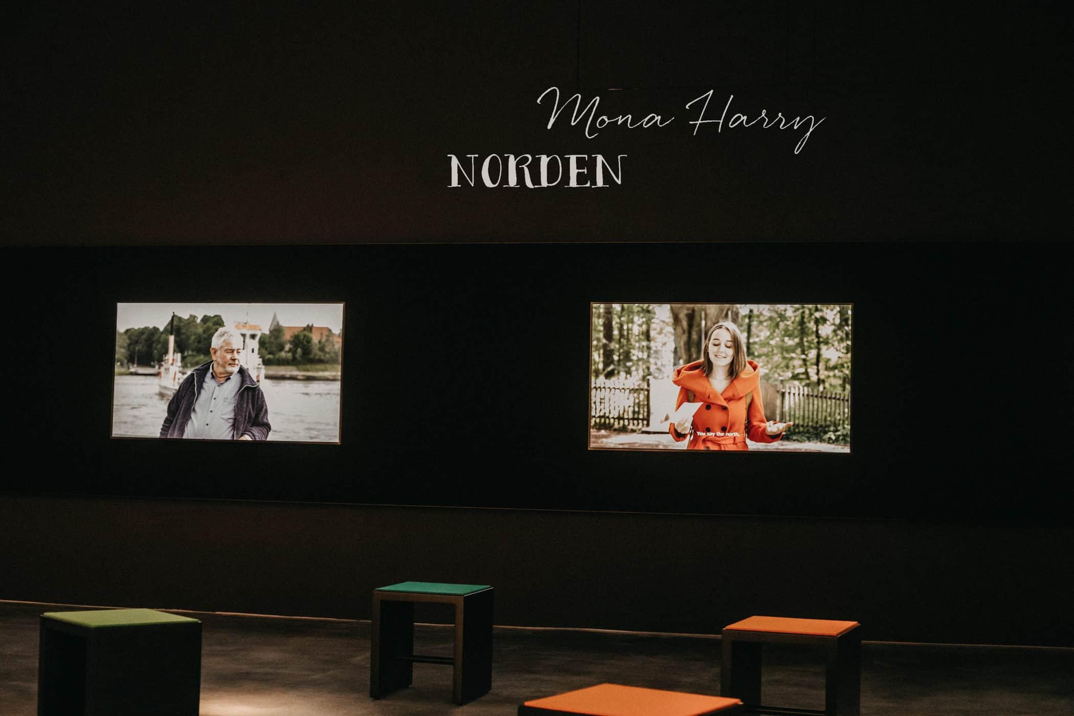 Jahr100Haus Molfsee: Mona Harry Norden