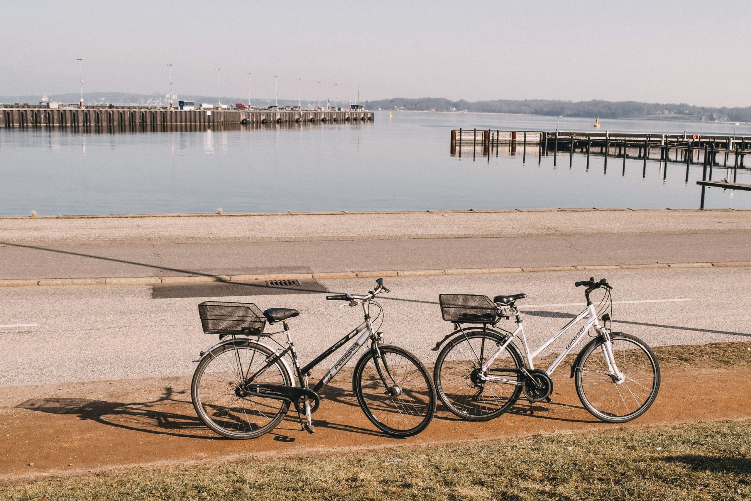 Fahrräder Kiellinie
