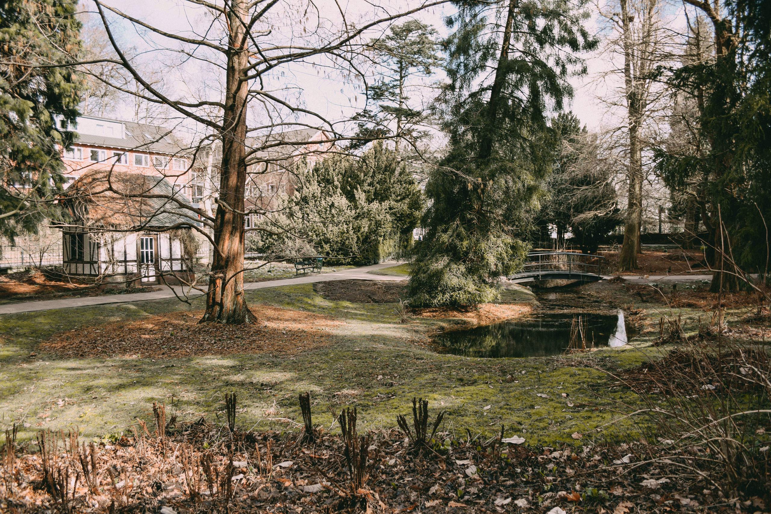 Alter Bonatischer Garten