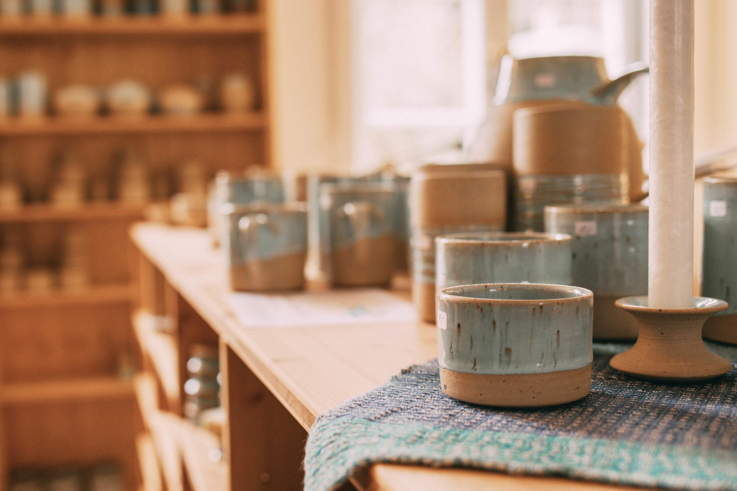 Tonalto Keramikgefäße