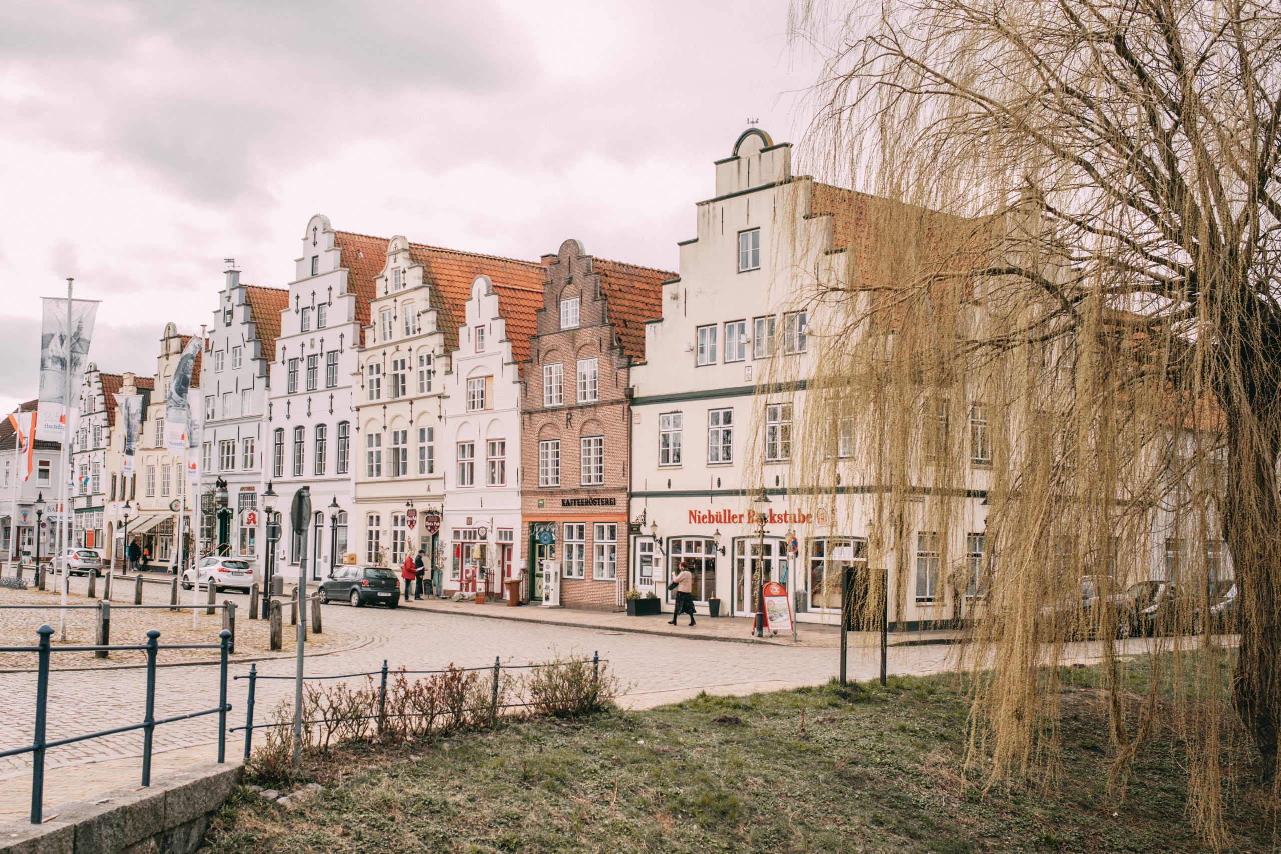 Friedrichstadt Giebelhäuser