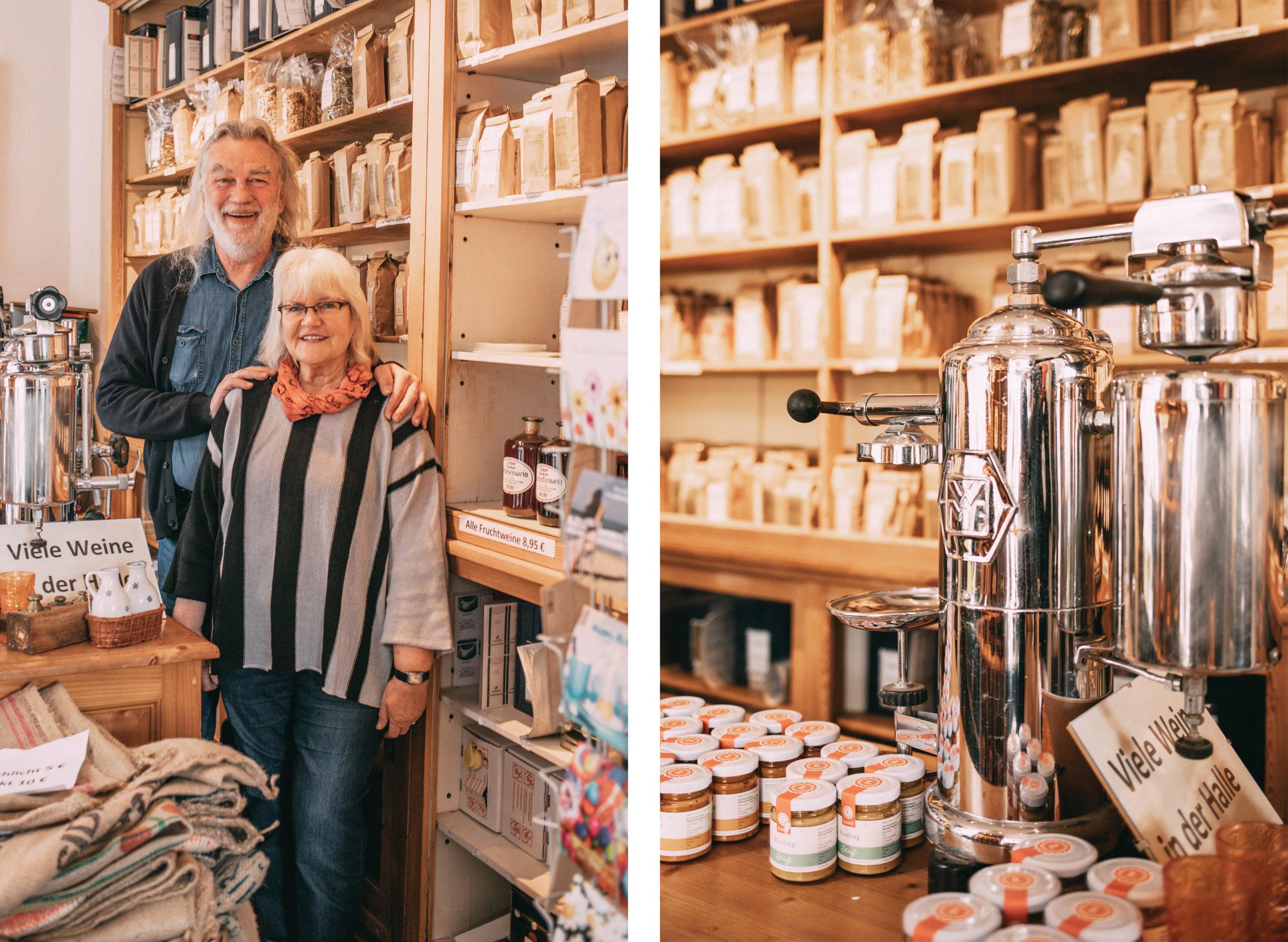 Kaffeekontor Inhaber