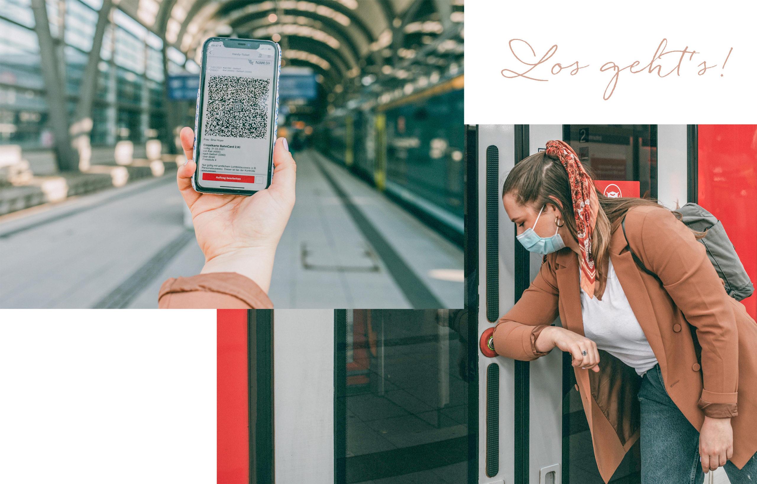 DB Bahn App