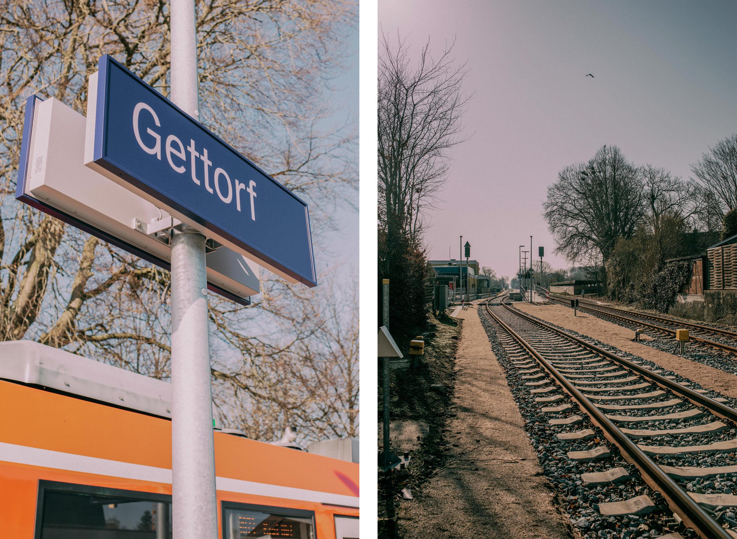 Bahnhof Gettorf