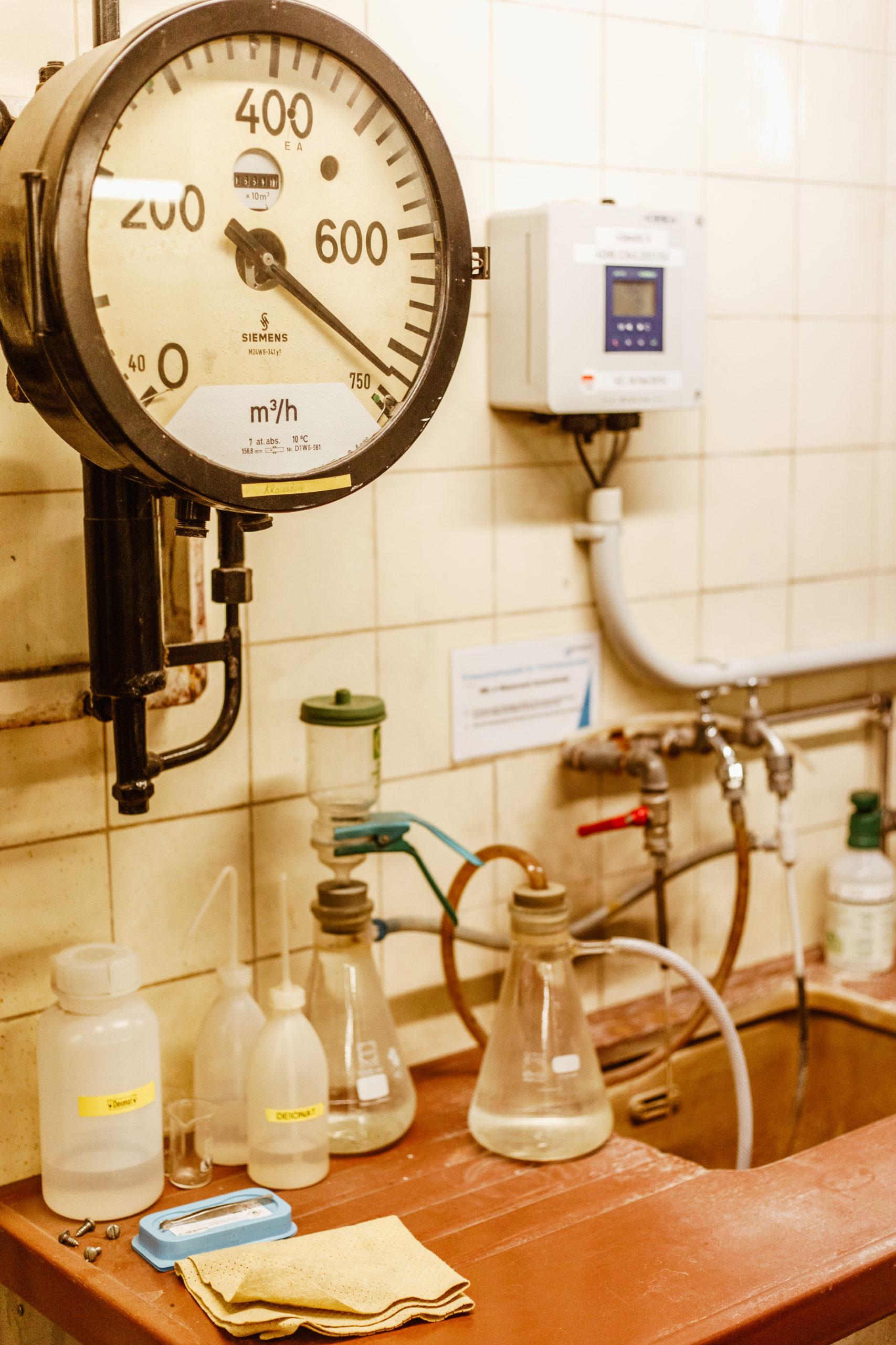 Nachhaltiges Trinkwasser: Zu Besuch im Kieler Wasserwerk