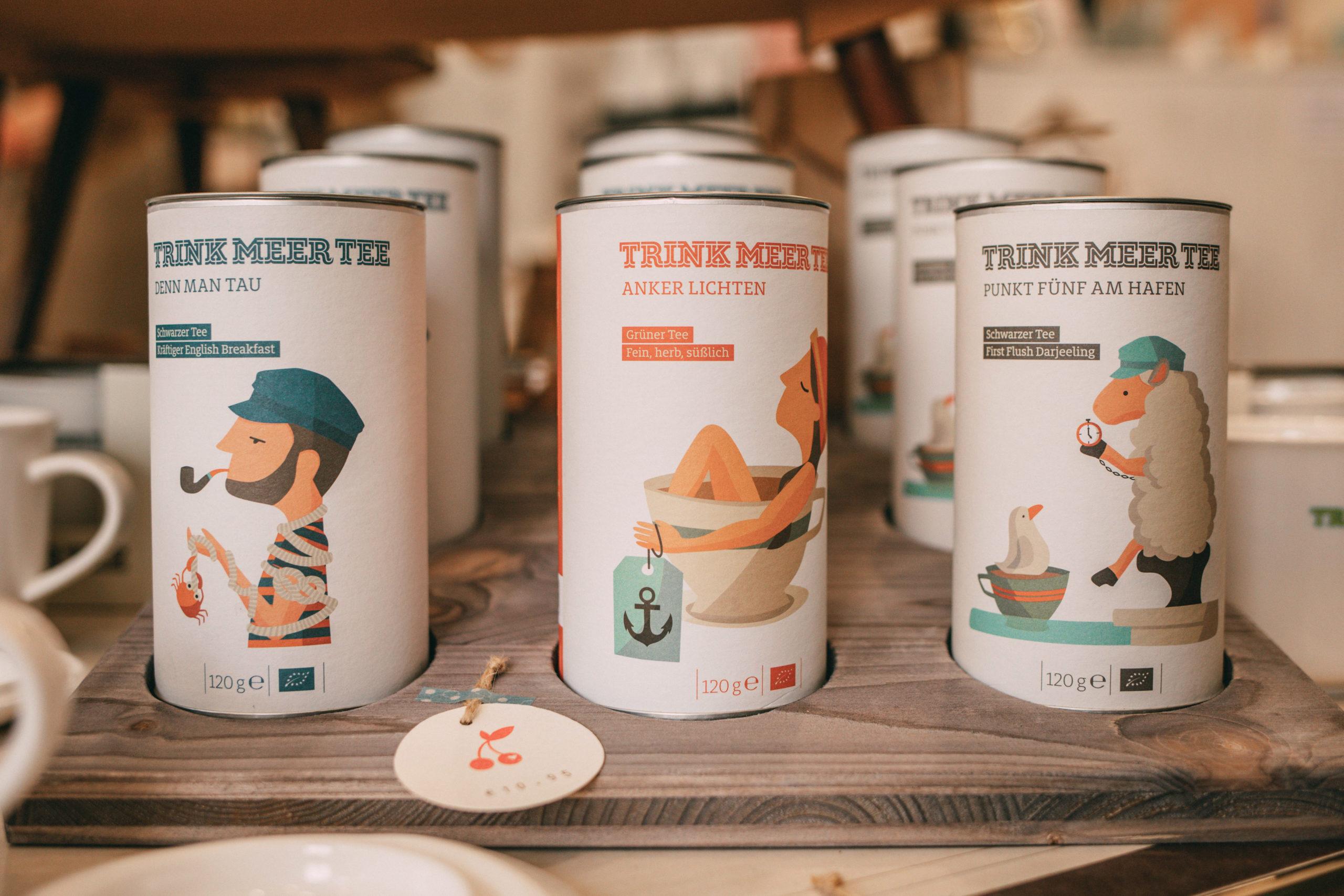 Tragbar Bio-Tee