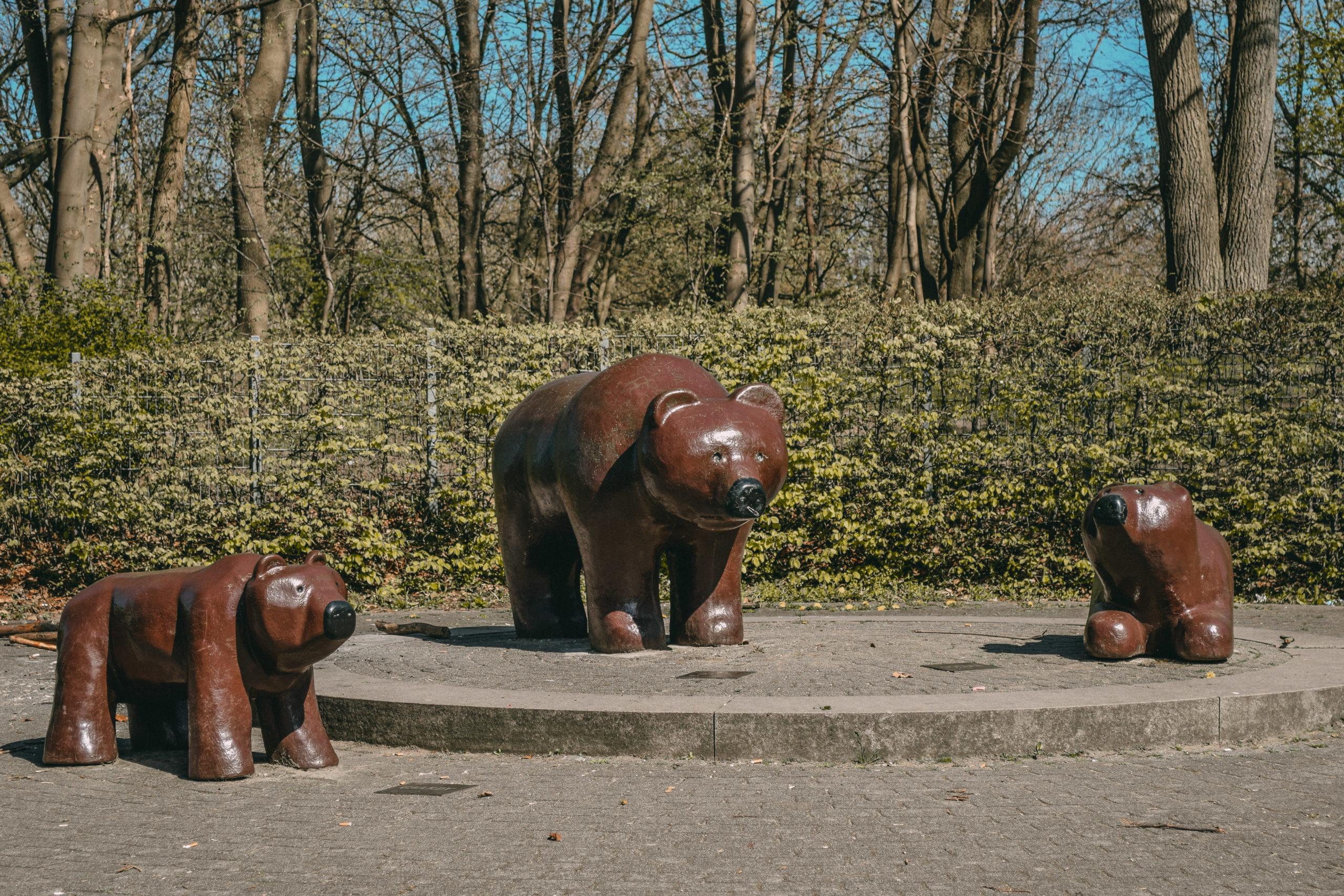 Bären Volkspark