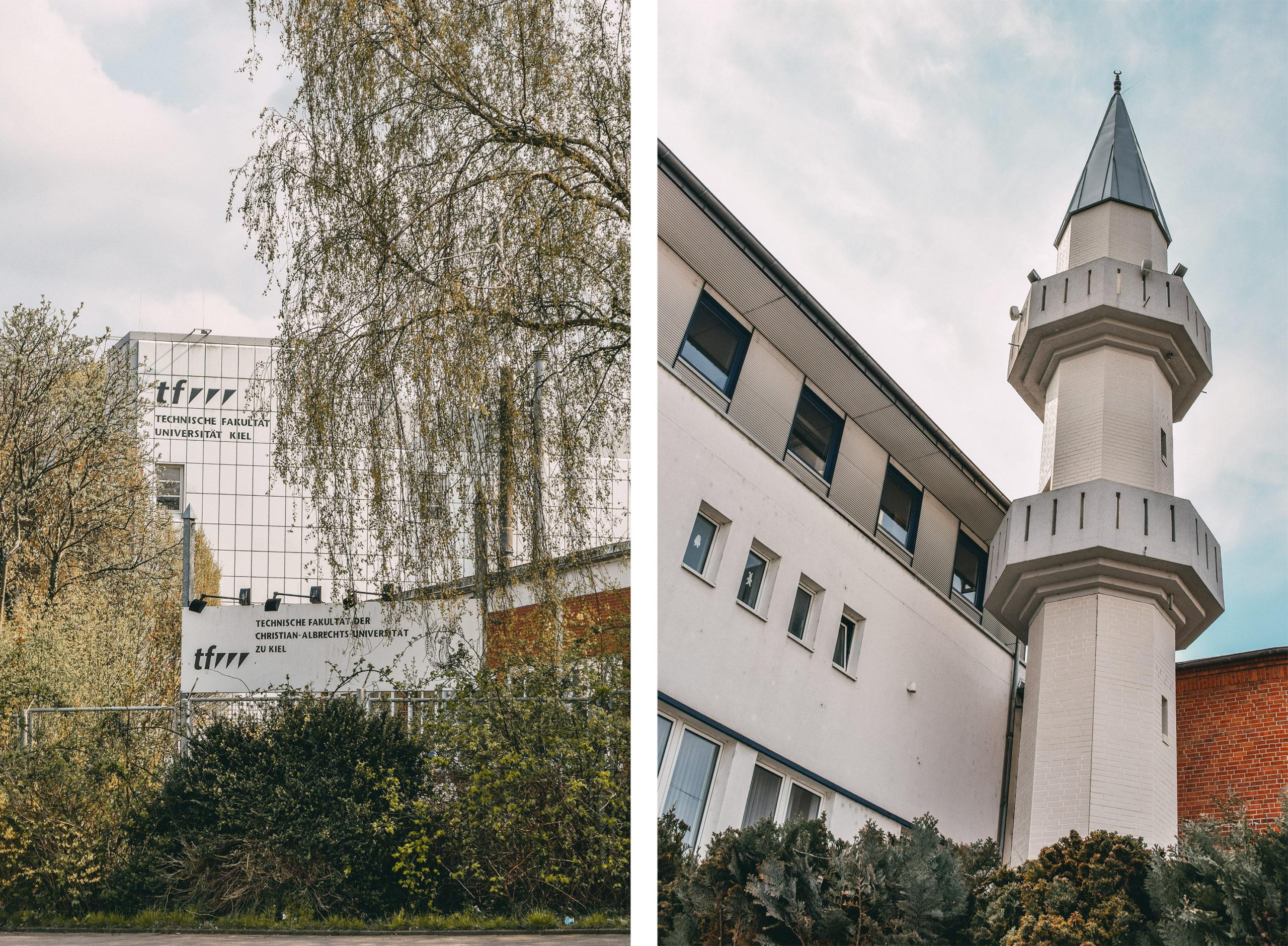Technische Fakultät, Moschee