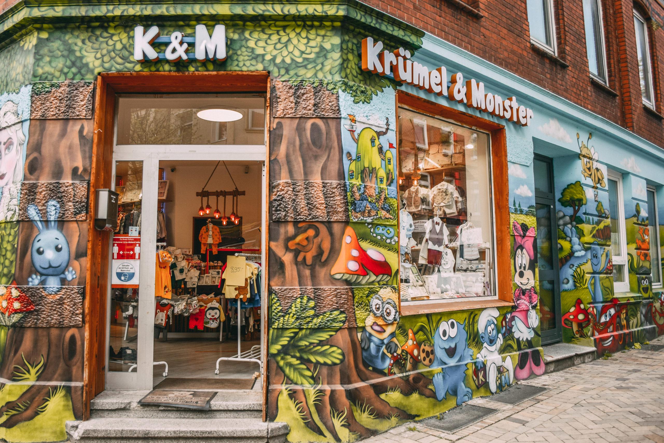 Kinderladen Krümel & Monster
