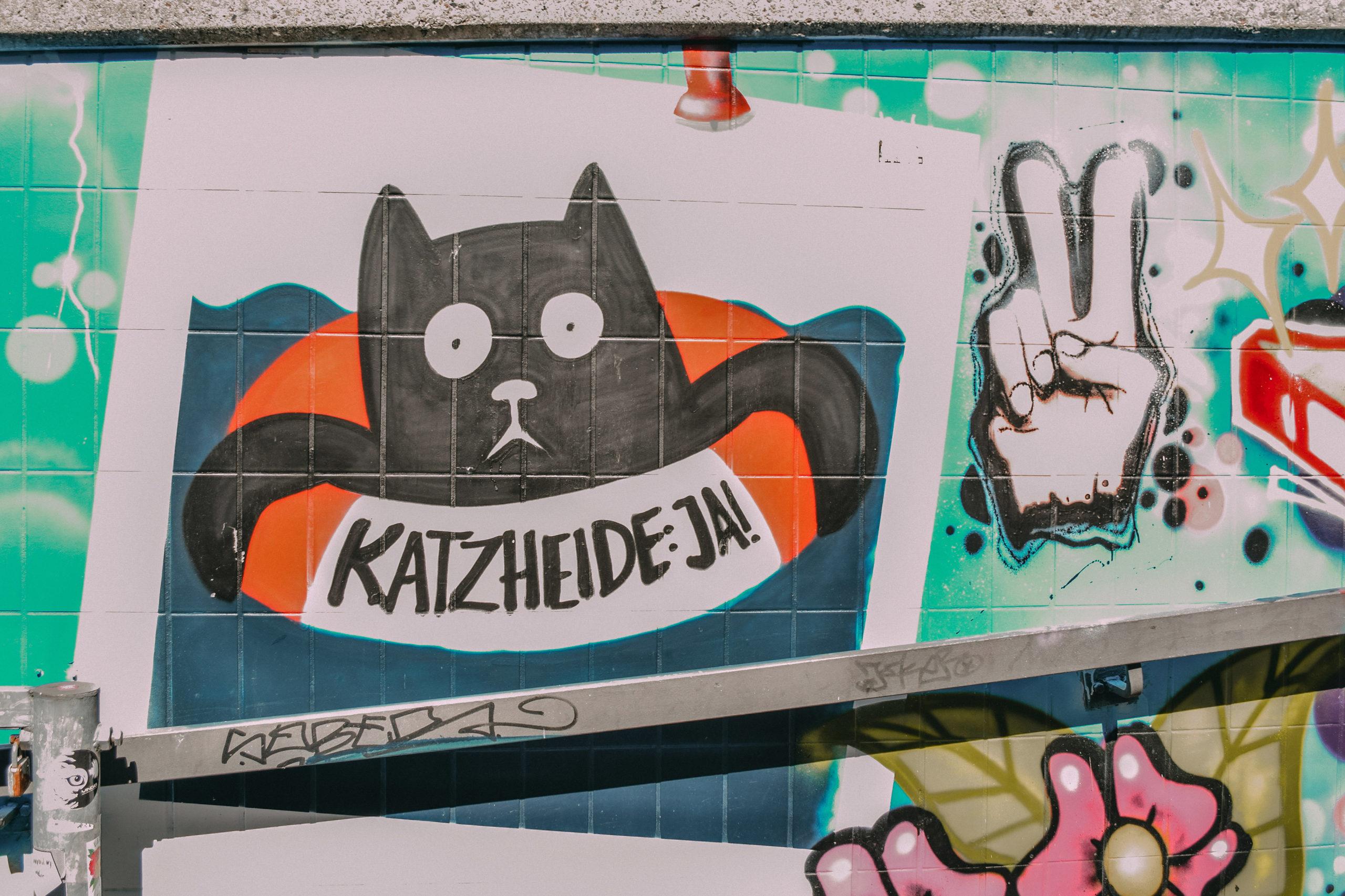 Graffiti Katzheide