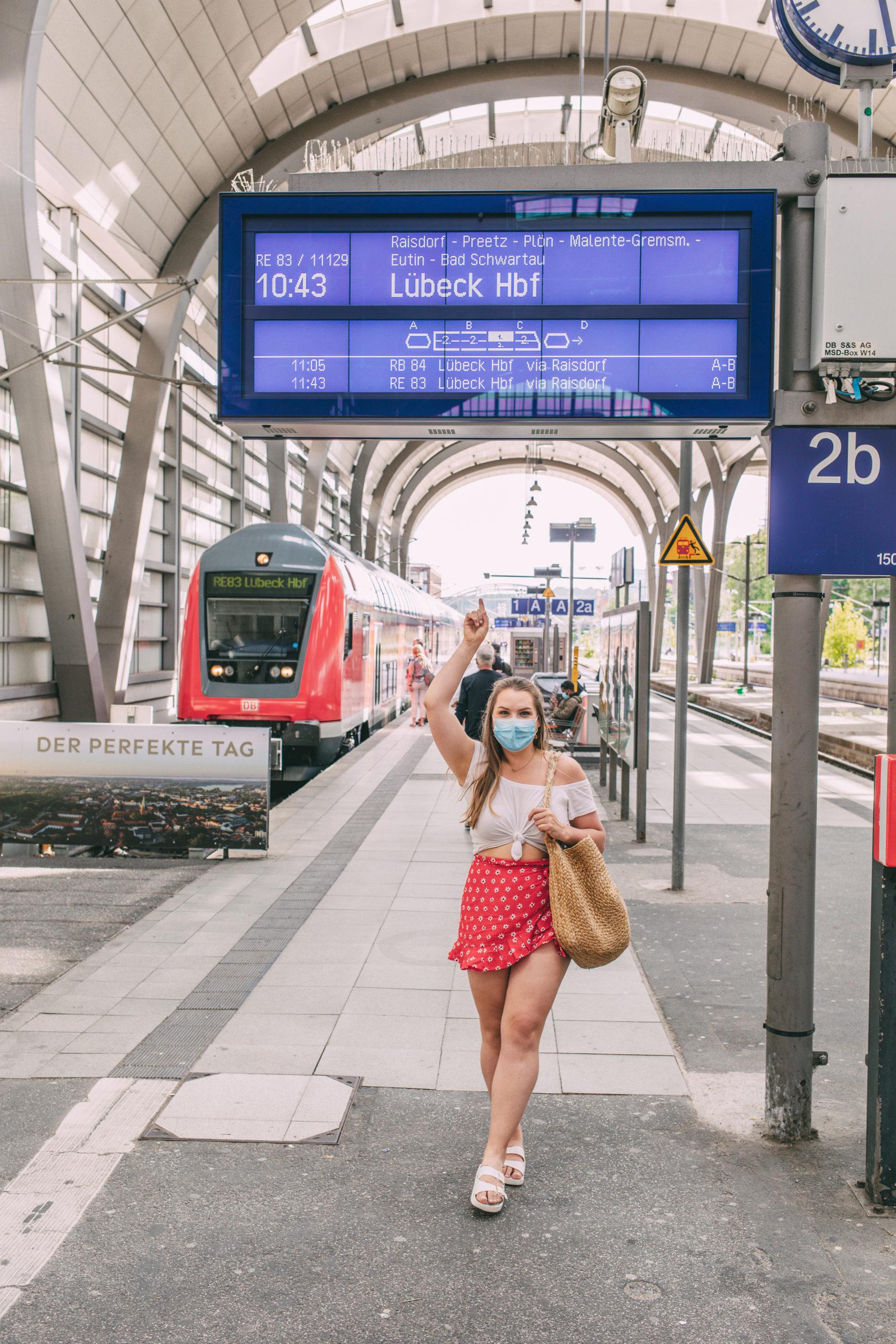 Gleis & Meer: Abfahrt Kiel Bahnhof