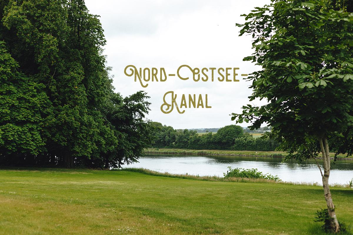 Erdbeer- und Himbeerhof Gut Steinwehr: Nord-Ostsee-Kanal