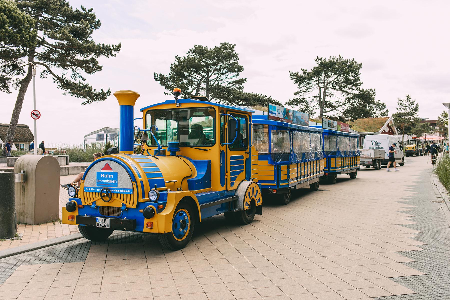 Scharbeutz Tipps: Bimmelbahn