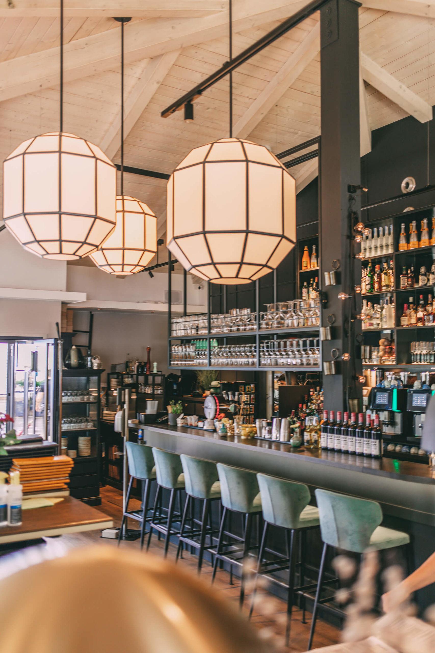 Scharbeutz Tipps: Grande Beach café