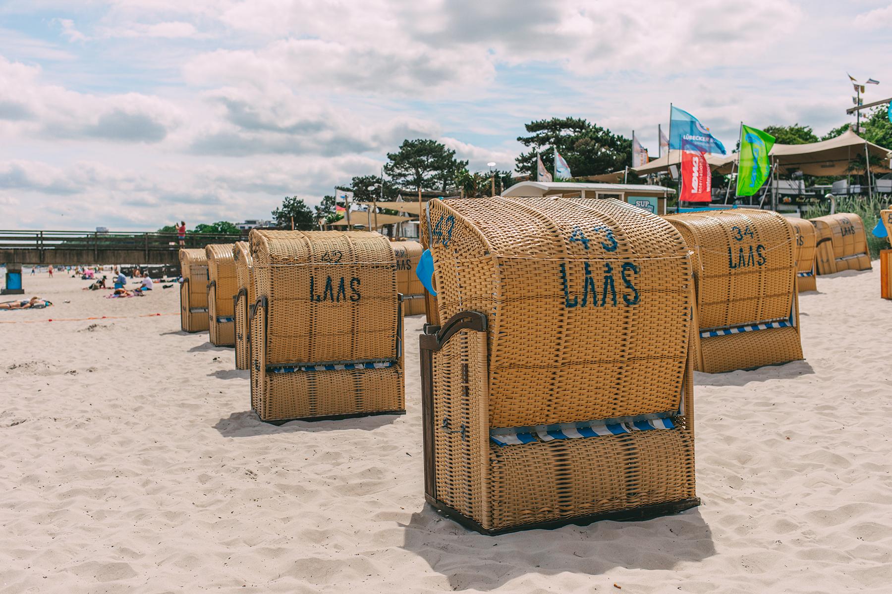 Scharbeutz Tipps: Strand