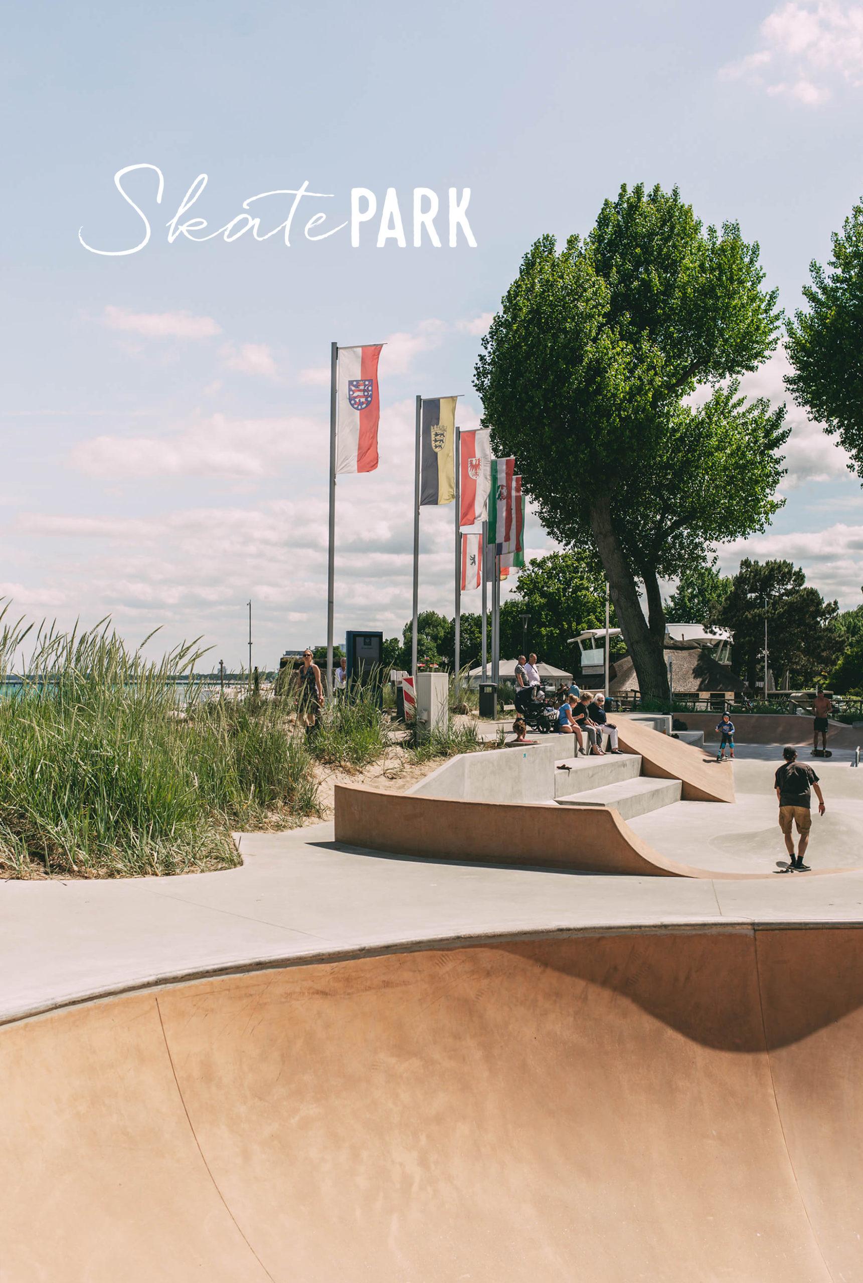 Scharbeutz Tipps: Skatepark