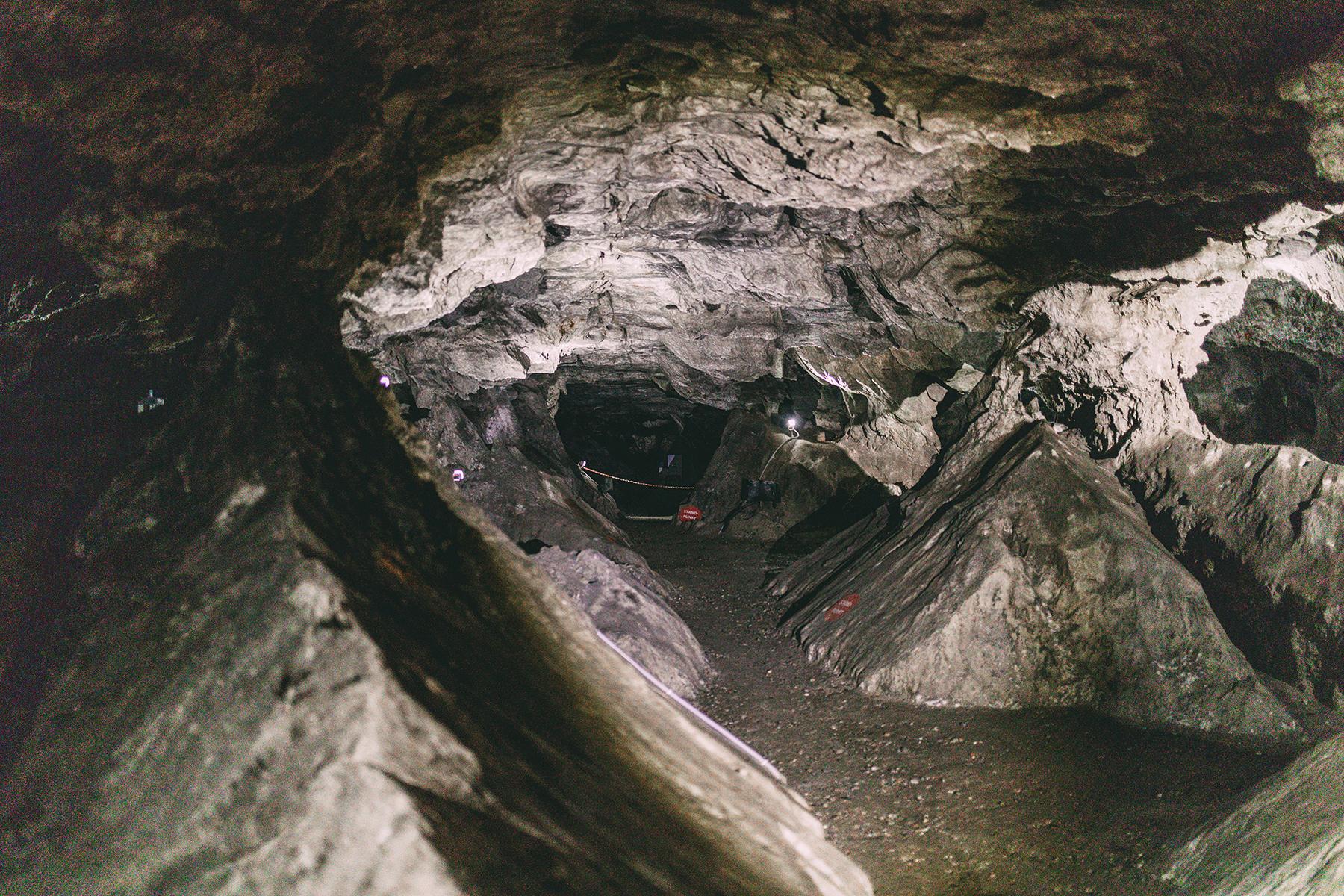 Höhlenführung Noctalis Bad Segeberg