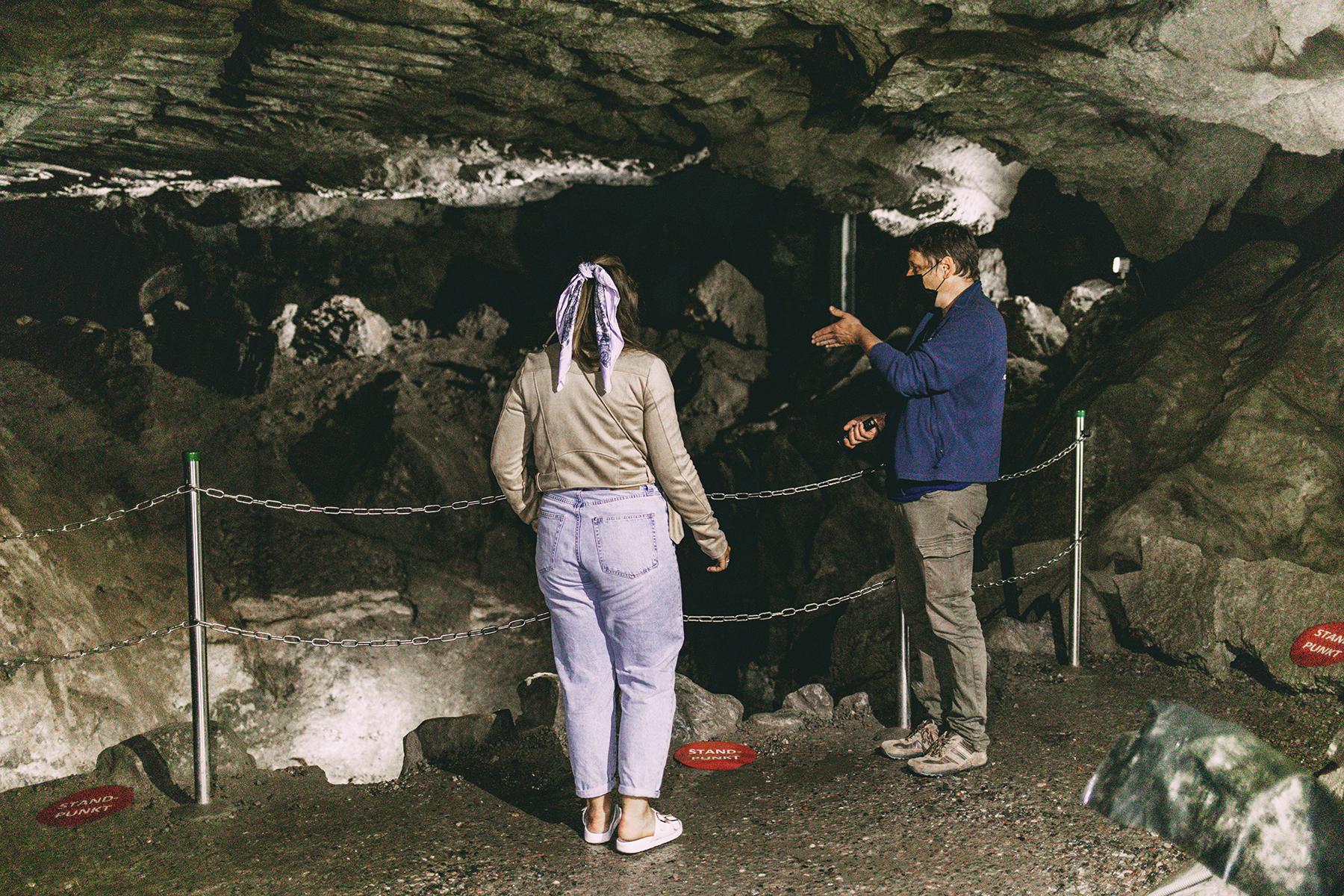 Höhlenführung Bad Segeberg