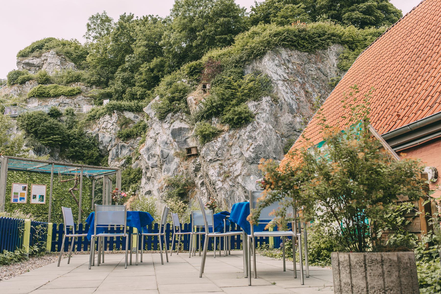 Terrasse Noctalis Bad Segeberg