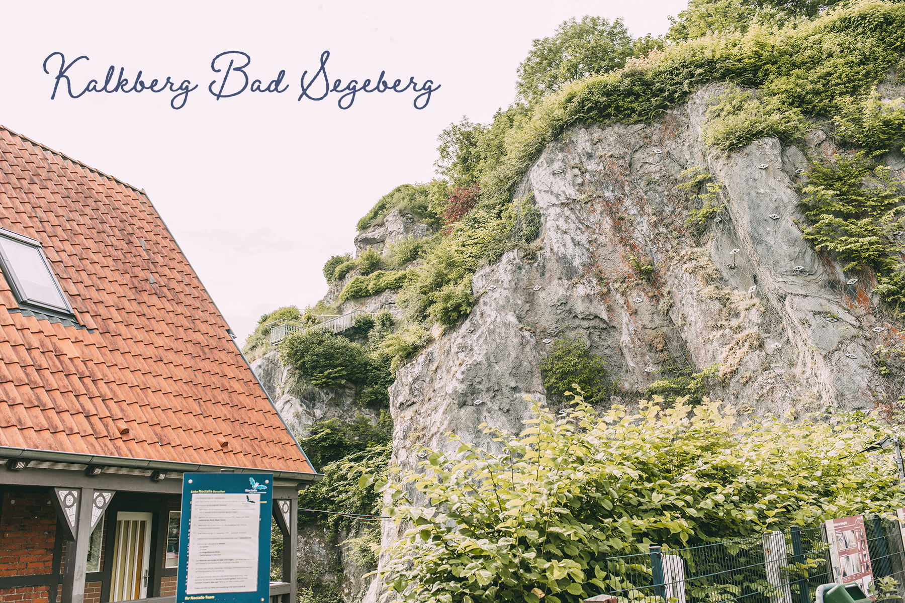 Kalkberg Bad Segeberg