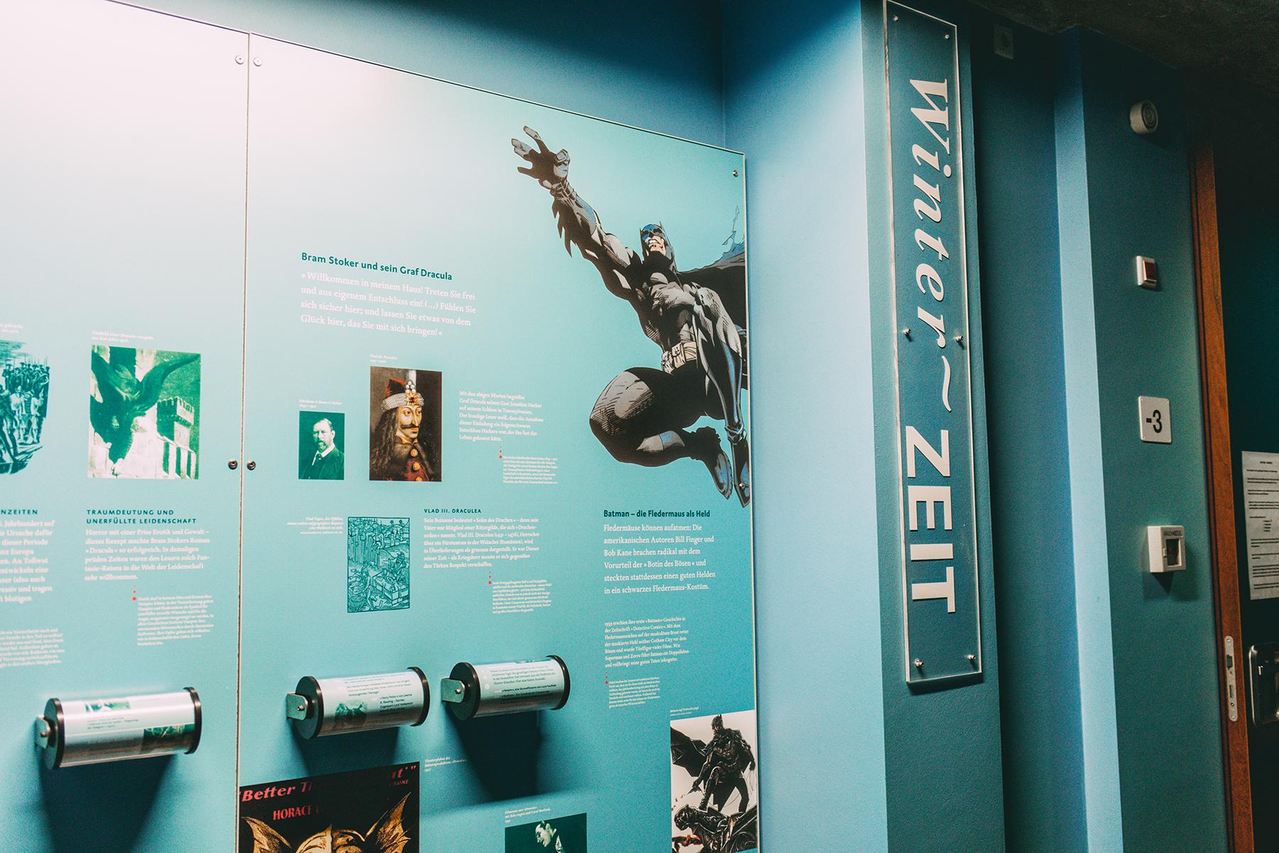 Erlebnisausstellung Noctalis