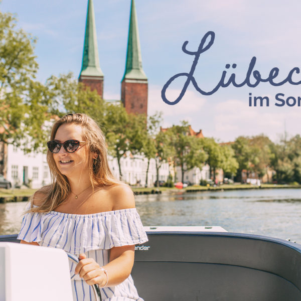 Lübeck im Sommer