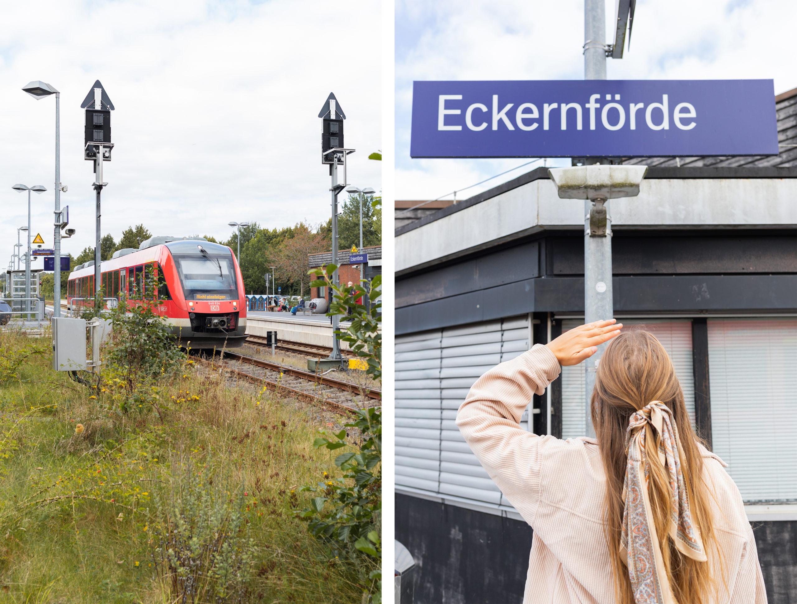 Gleis & Meer: Tipps für Eckernförde