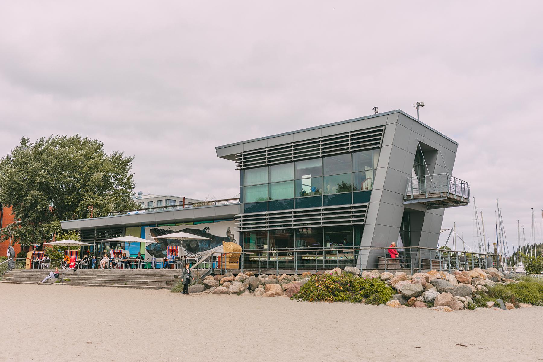 Ostsee-Info Center Eckernförde
