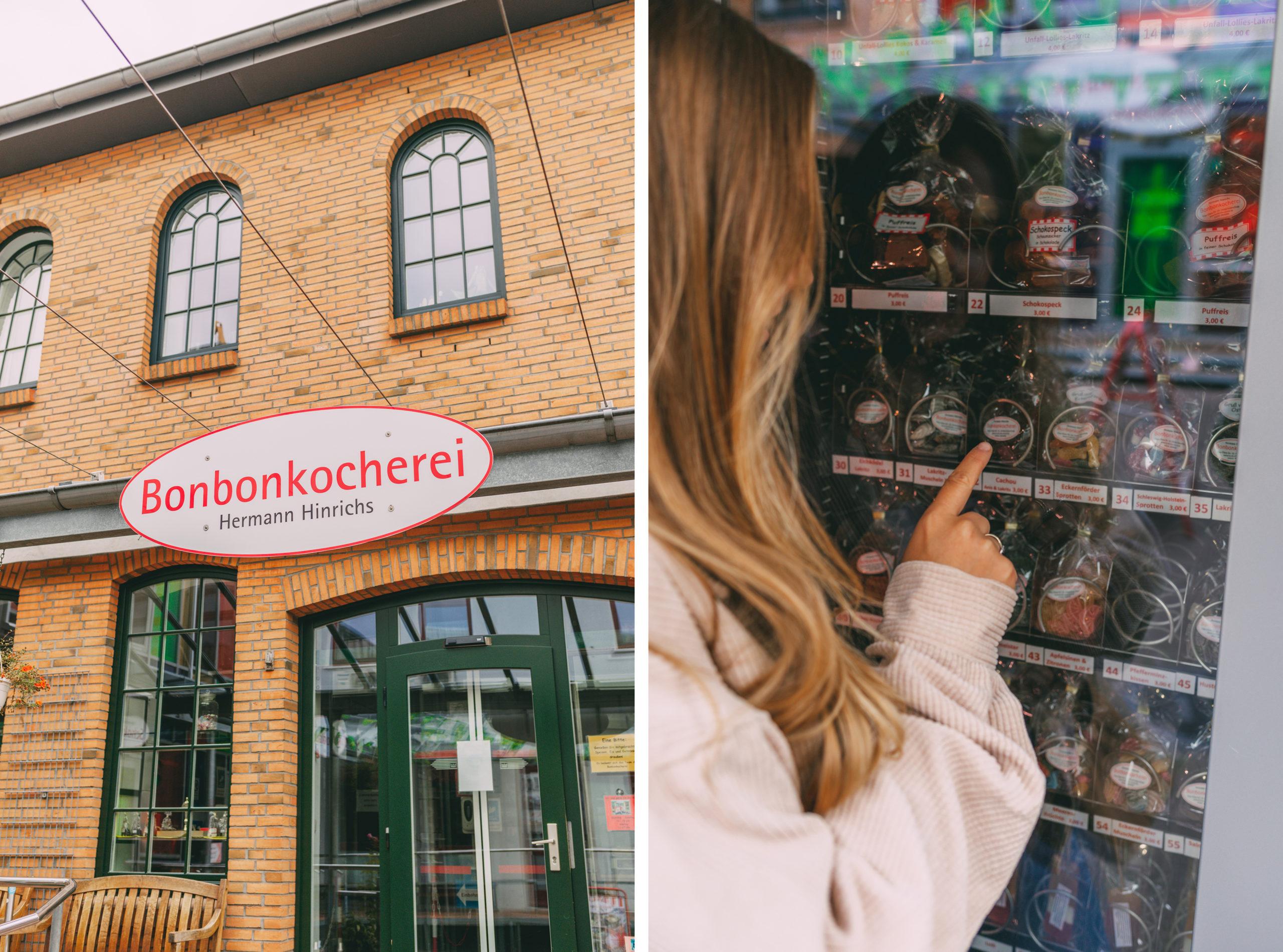 Bonbonkocherei Eckernförde