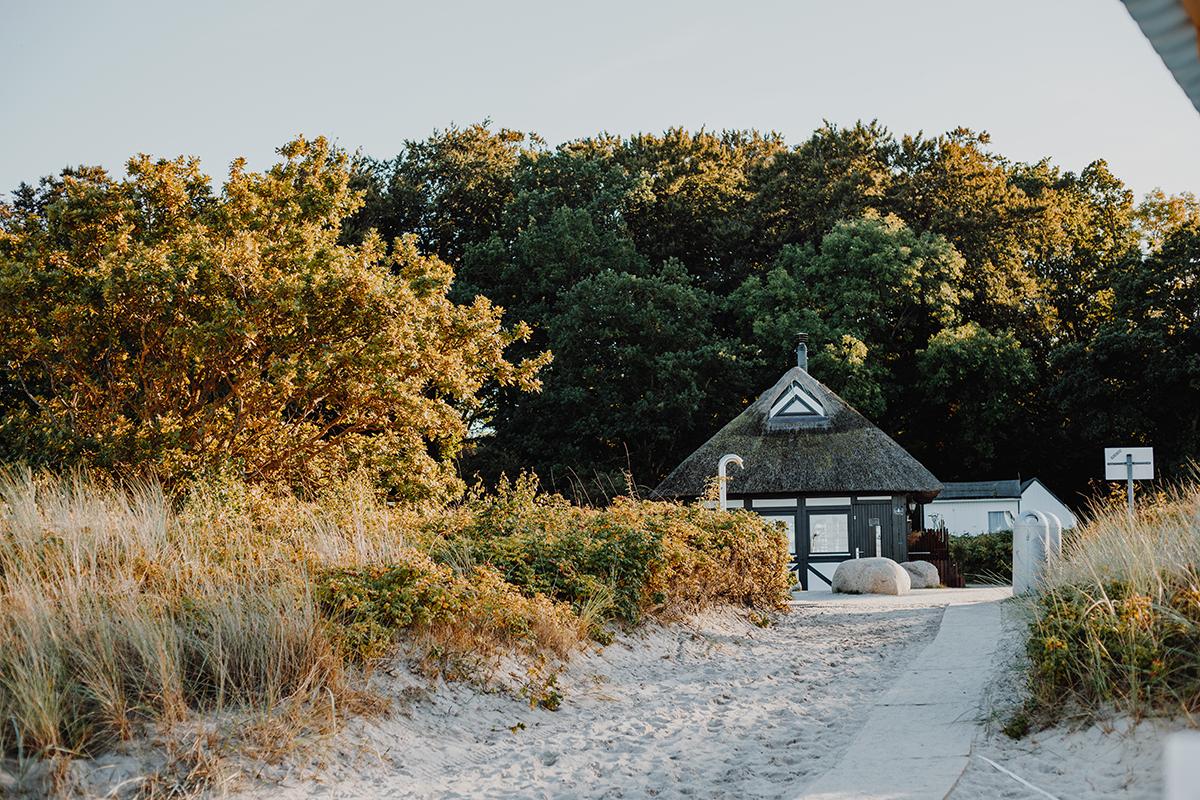 Auf dem Ostseeküsten-Radweg von Laboe nach Hohwacht: